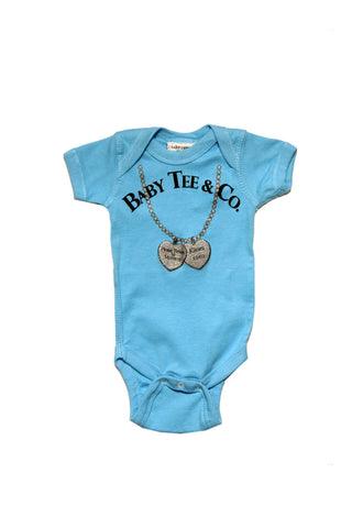 Baby Tee and Co Onesie