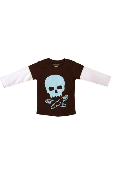 Happy Skull Twofer T-shirt