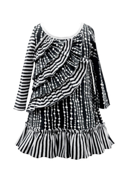 Multi Ruffle Tiered Tunic