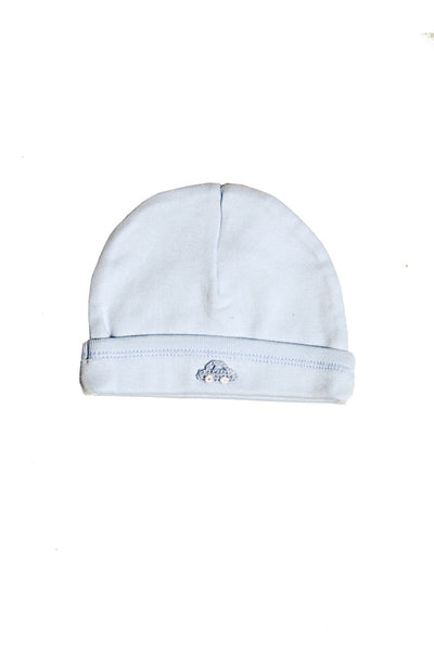 Car Applique Baby Cap
