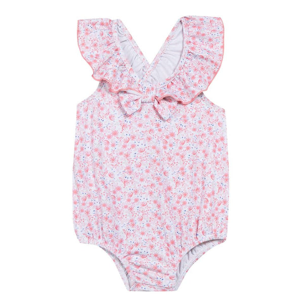 MINIROSES BOW 1PC SWIMSUIT