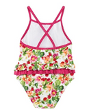 Bright Flowers Swimsuit
