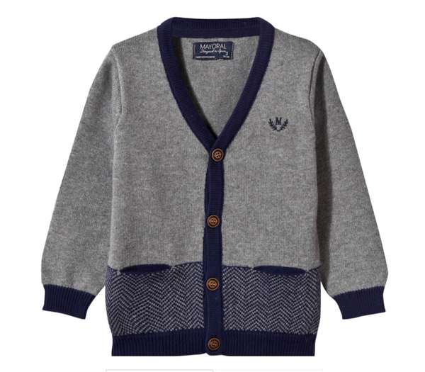 Grandfather classic cardigan