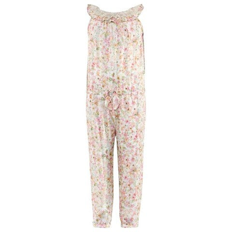 Pastel Flowers Jumpsuit