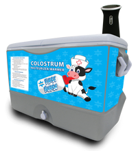 First Nurse Colostrum Pasteurizer/Warmer