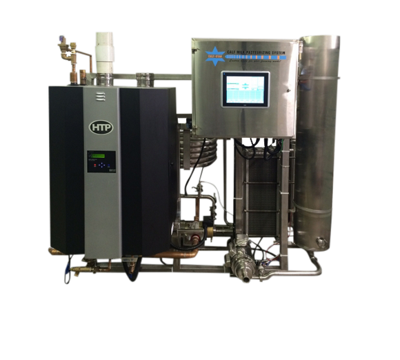 Large Frame Calf Milk Pasteurizer
