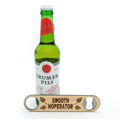 Smooth Hoperator Speed Bottle Opener