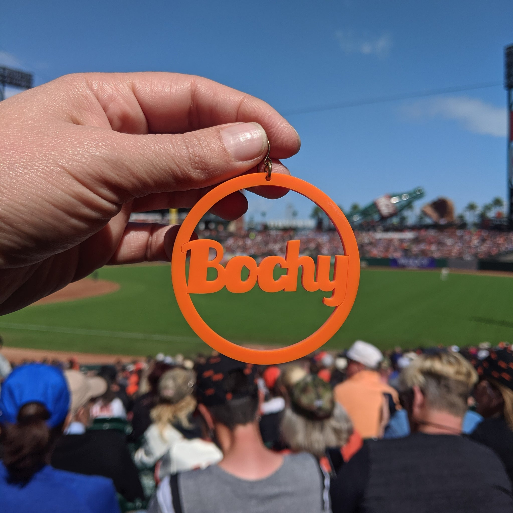 Bochy Earrings