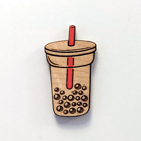 Boba Tea Magnets