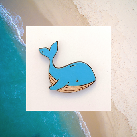 Whale of a Good Time Magnet