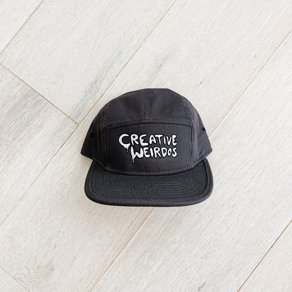 Creative Weirdos 5 Panel Camper Hat