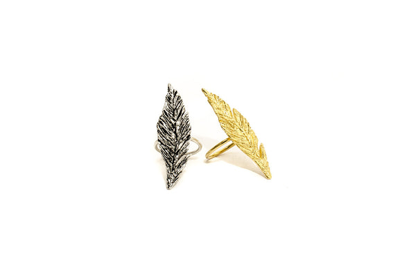 Apparition Feather Ring