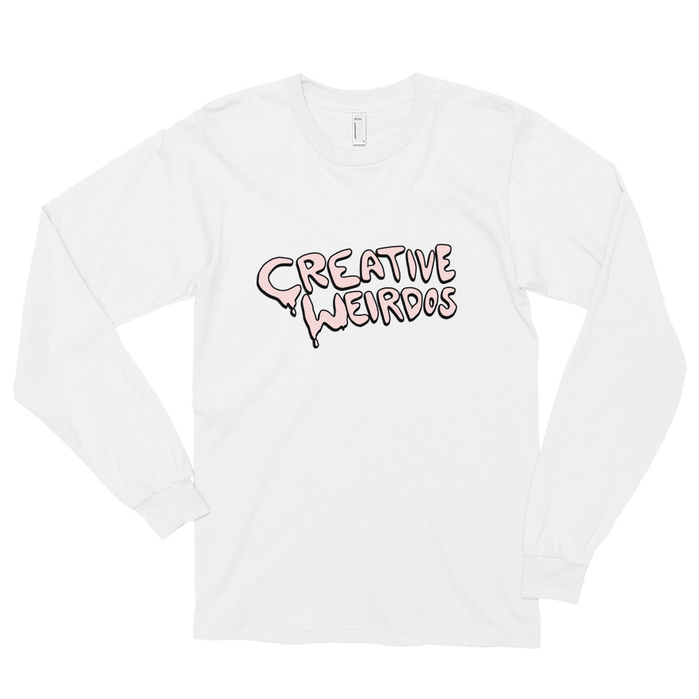 Creative Weirdos Long sleeve t-shirt