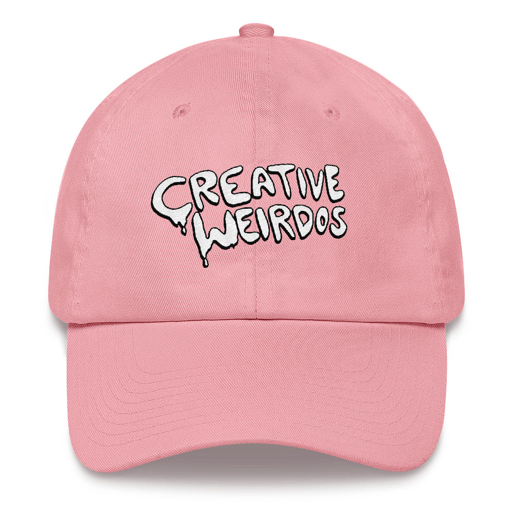 Creative Weirdos Dad hat