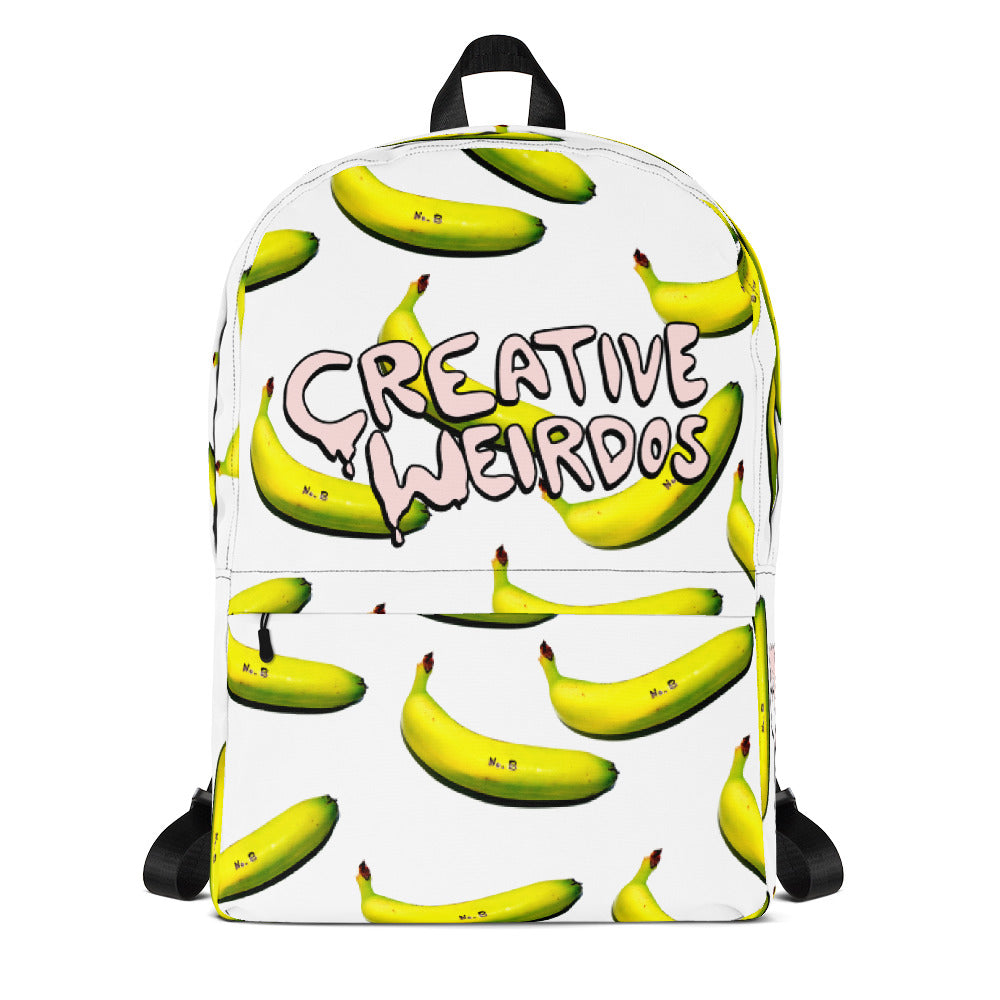 Bananas Creative Weirdos Backpack