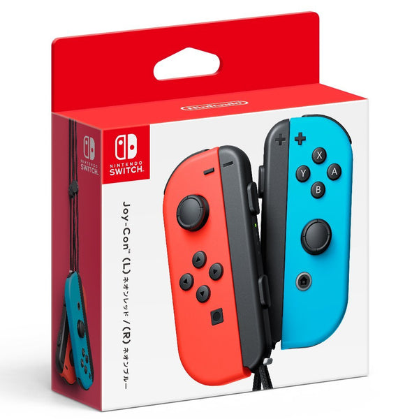 Joy Con (L) / (R)  Neon Red / Neon Blue Nintendo Switch