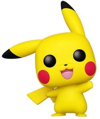 Funko Pop Pokemon: Pikachu #553