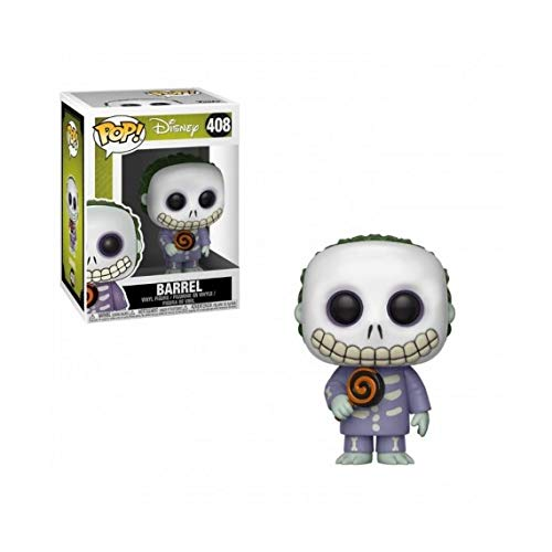 Funko Pop Nightmare Before Christmas: Barrel #408