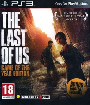 THE LAST OF US.-PS3