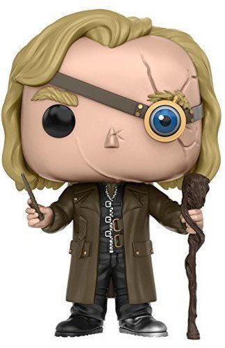 Funko Pop Harry Potter: Mad-Eye Moody #38