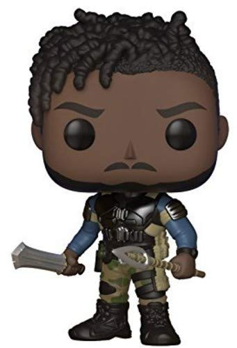 Funko Pop Black Panther: Erik Killmonger #278