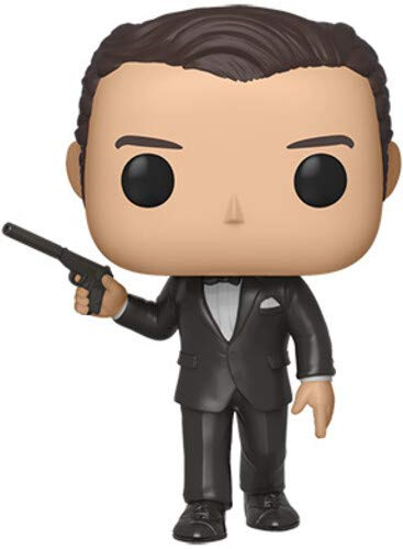 Funko Pop James Bond: Pierce Brosnan (Golden Eye)  #693
