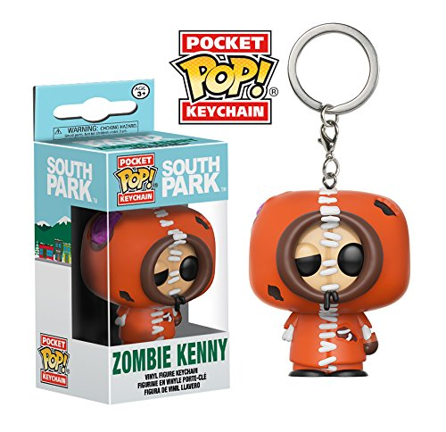 Funko Llavero Key Chain: South Park - Zombie Kenny