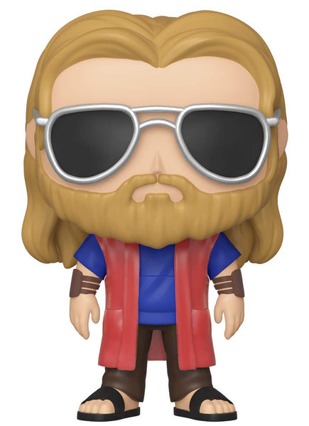 Funko Pop Marvel Endgame : Thor (Casual) #479