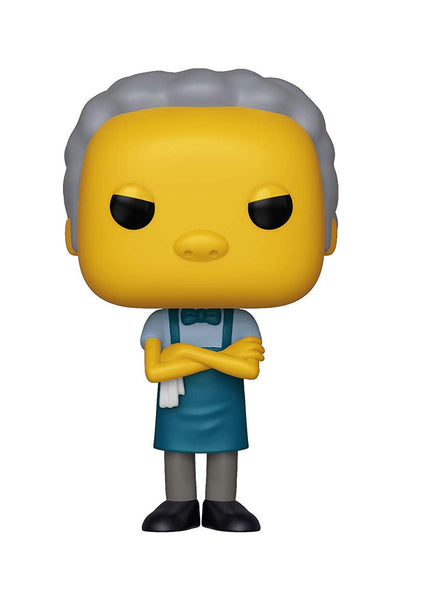 Funko Pop Simpsons: Moe #500