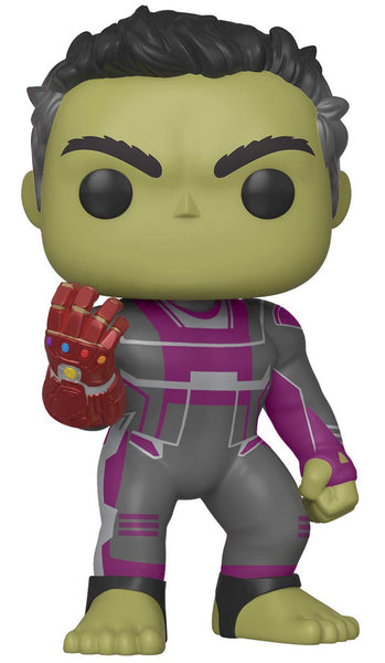 Funko Pop Marvel Endgame : Hulk 6
