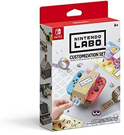 Nintendo Labo Customization Set Switch