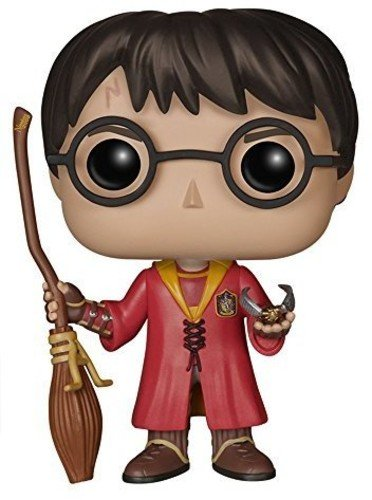 Funko Pop Harry Potter: Quidditch Harry  #08