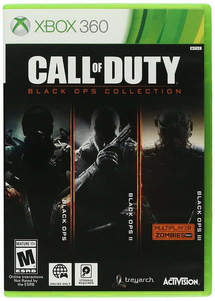 Call of Duty: Black Ops Collection Xbox 360