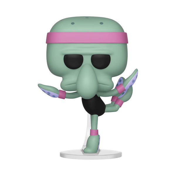 Funko Pop Spongebob Squarepants: Squidward Ballerina #560