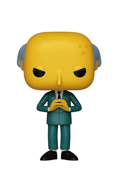 Funko Pop Simpsons: Mr. Burns #501