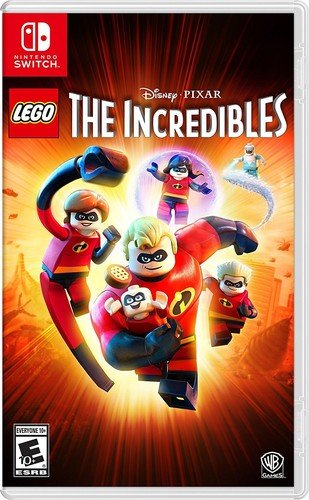 LEGO The Incredibles.- Nintendo Switch