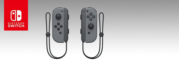 Joy Con (L) / (R) Color Gris Switch