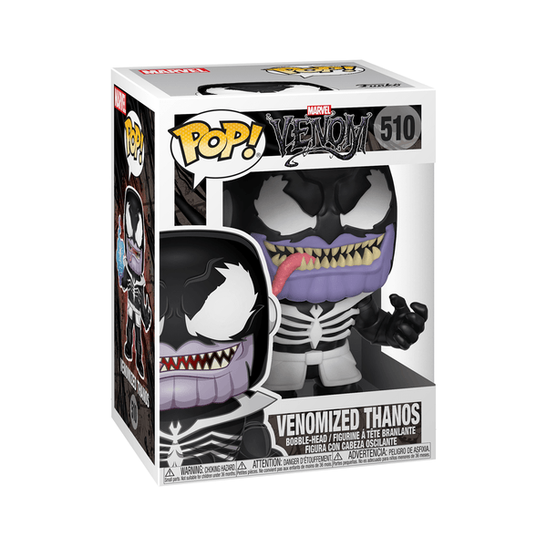 Funko Pop Marvel: Venom -Venomized Thanos #510