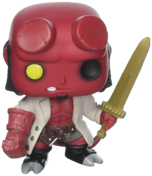 Funko Pop Hellboy w/ Excalibur Sword PX #14