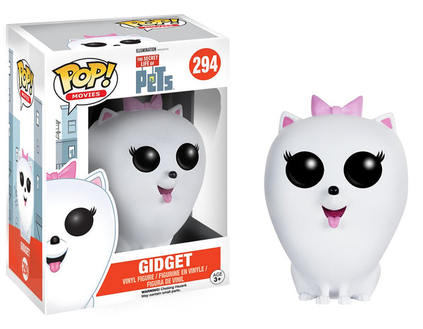 Funko Pop Secret Life of Pets: Gidget  #294