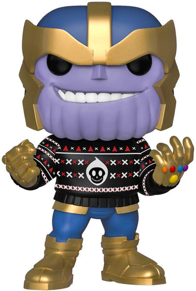 Funko Pop Marvel: Holiday - Thanos #533