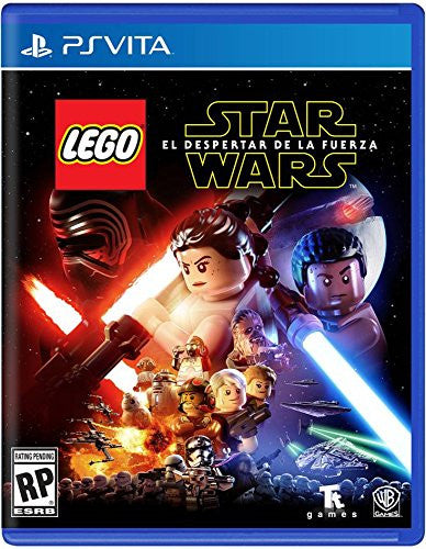 Lego Star Wars El Despertar de la Fuerza - PlayStation Vita