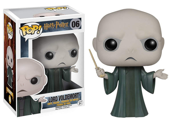 Funko Pop Harry Potter: Lord Voldemort  #06