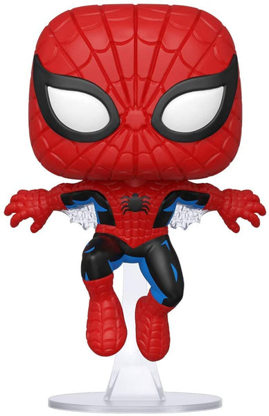 Funko Pop Marvel 80th - First Appearance Spiderman #593