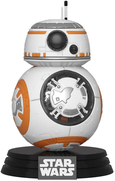 Funko Pop tar Wars: Episode 9, Rise of Skywalker - BB-8 #314