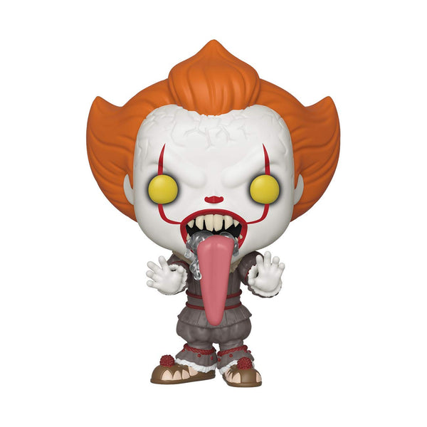 Funko Pop Stephen King's It Chapter 2: Pennywise Dog Tongue #781