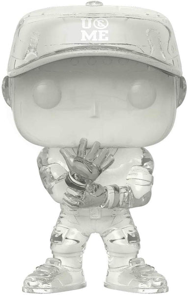 Funko Pop WWE - John Cena, You Can't See Me (Invisible) #59