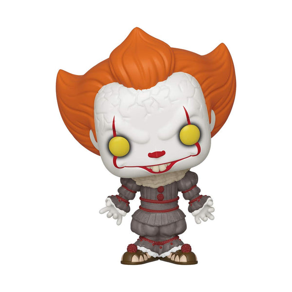 Funko Pop Stephen King's It Chapter 2: Pennywise Open Arms #777