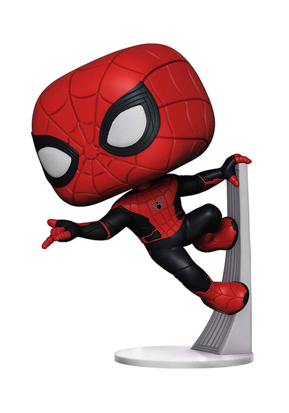 Funko Pop Spiderman: Far From Home - Spiderman Upgraded Suit  #470