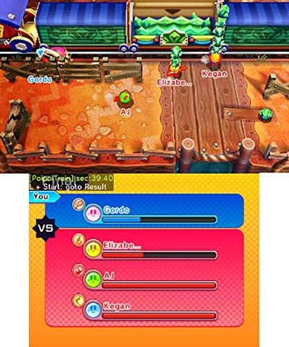 Kirby Battle Royale - Nintendo 3DS - Standard Edition